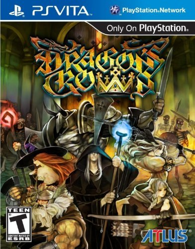 Playstation Vita Dragons Crown