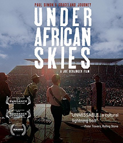 Paul Simon Under African Skies (graceland Blu Ray Ws Nr