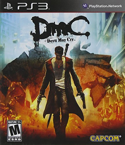 Ps3 Devil May Cry Dmc Capcom U.S.A. Inc. M