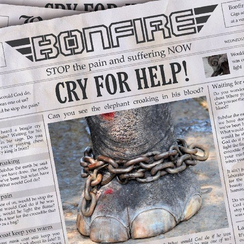 Bonfire Cry4help Import Eu