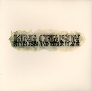 King Crimson Starless & Bible Black (mini L Import Jpn Paper Sleeve