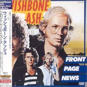Wishbone Ash Front Page News Import Jpn