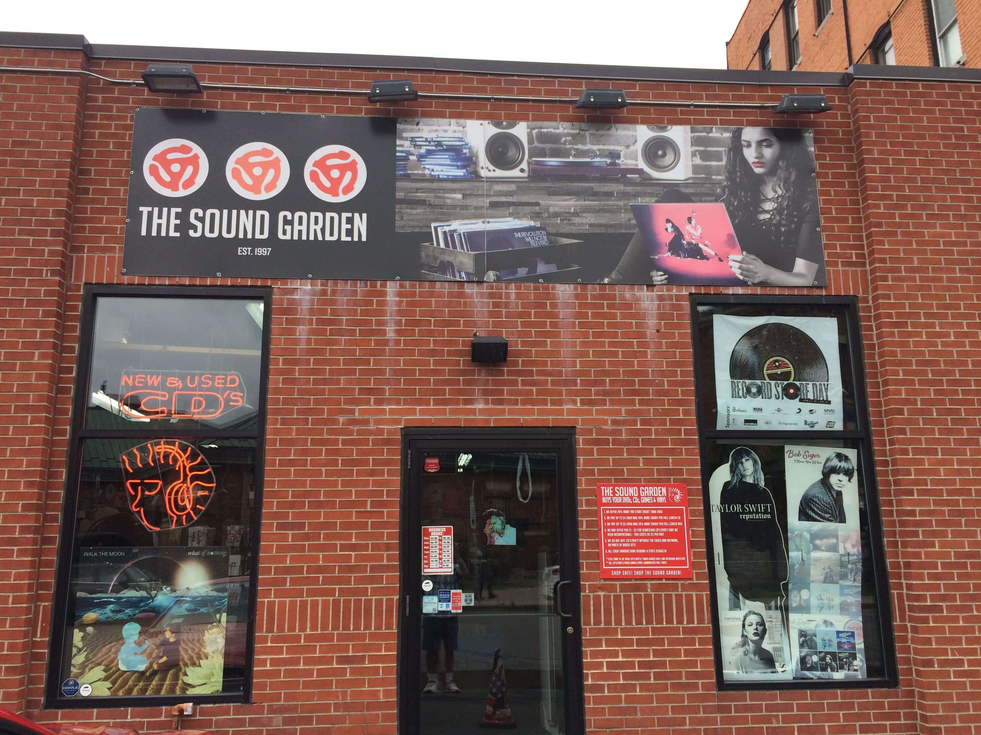 The Sound Garden Syracuse