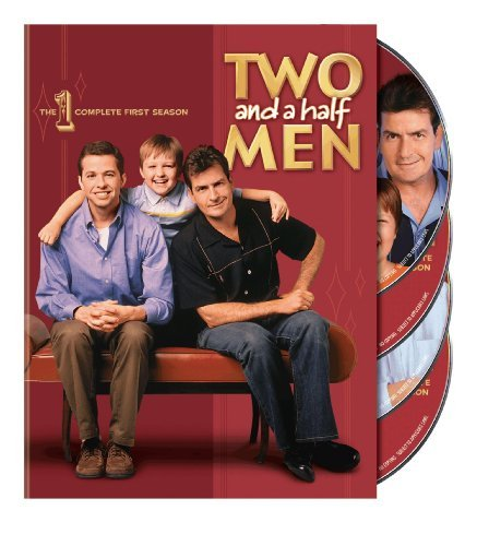 Two & A Half Men Season 1 Ws Nr 4 DVD