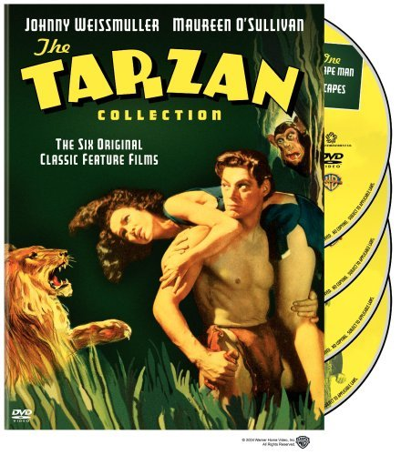 Tarzan Collection Tarzan Collection Clr Nr 4 DVD