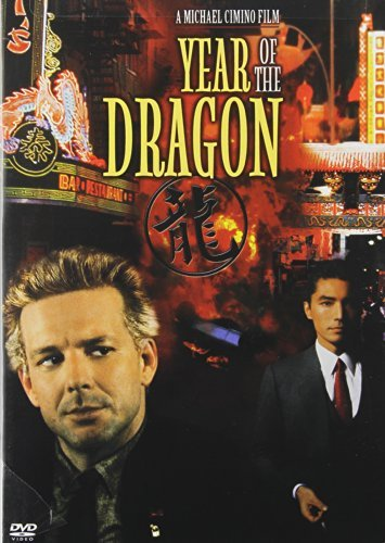 Year Of The Dragon Rourke Lone Ariane DVD Nr