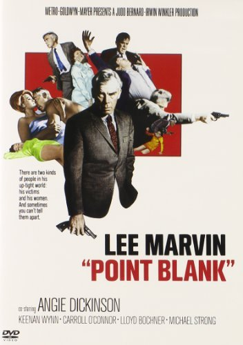 Point Blank Marvin Dickinson DVD Nr