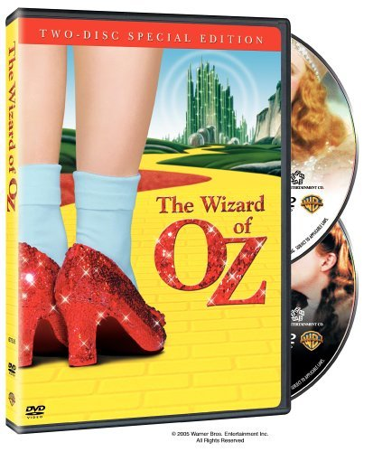 Wizard Of Oz Garland Hamilton Bolger Haley Clr G 2 DVD Special
