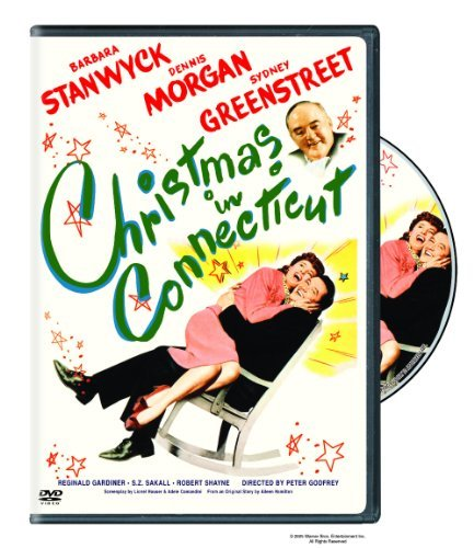 Christmas In Connecticut (1945) Morgan Greenstreet DVD