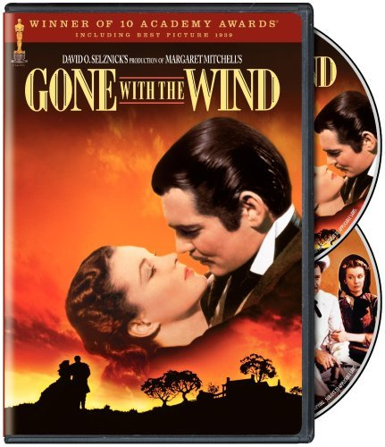 Gone With The Wind Gable Leigh De Havilland Howar Clr Nr 2 DVD Special