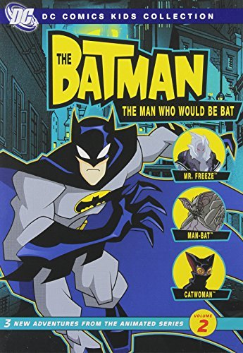 The Batman Season 1 Volume 2 DVD Nr