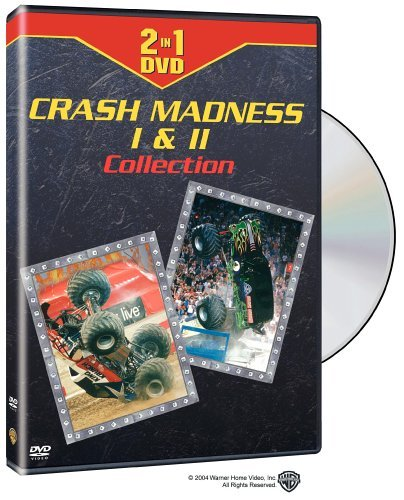 Clear Channel Motersports Crash Madness I & Ii Clr Nr