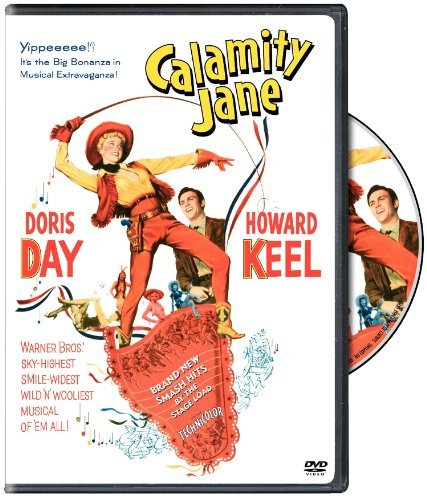 Calamity Jane Keel Carey Day Nr