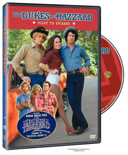 Dukes Of Hazzard Pilot Episode DVD Nr
