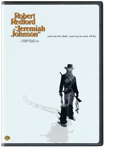 Jeremiah Johnson Redford Geer DVD Pg Ws