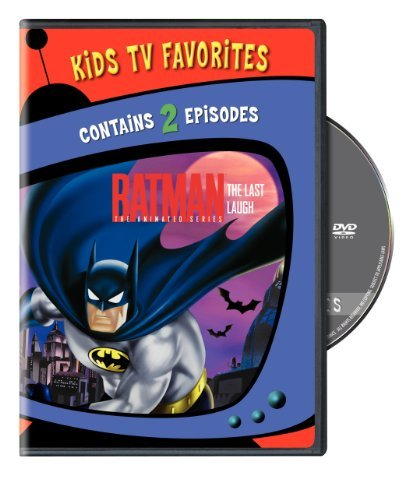 Batman The Animated Series Last Laugh DVD Nr