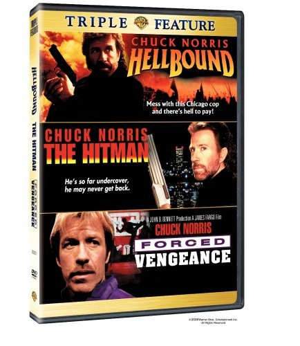 Hellbound Hitman Forced Vengea Warner Triple Feature Clr Nr 3 On 1