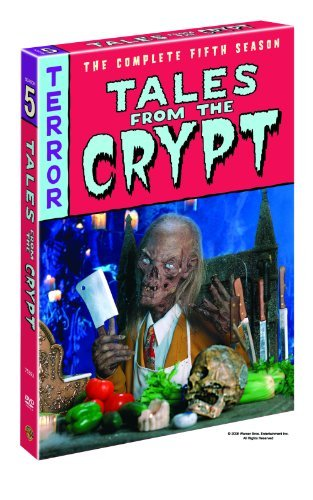 Tales From The Crypt Season 5 DVD