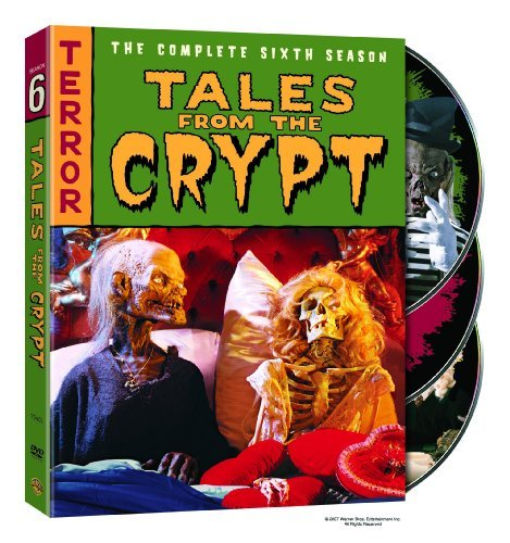 Tales From The Crypt Season 6 DVD