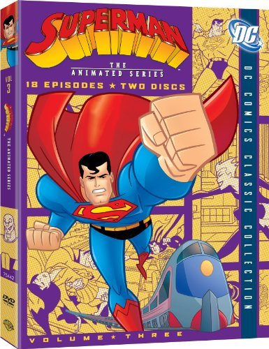 Superman Animated Series Vol. Superman Animated Series Nr