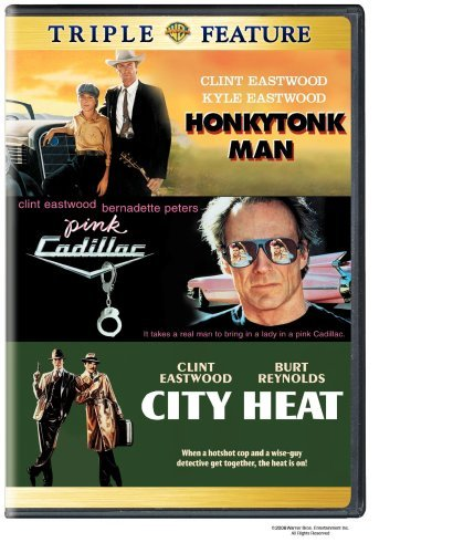 Honkytonk Man Pink Cadillac Ci Warner Triple Feature Nr 3 On 1