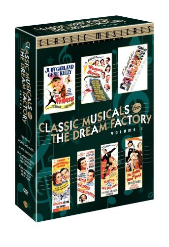 Classical Musicals Collection Vol. 2 Classic Musicals From T Nr 5 DVD