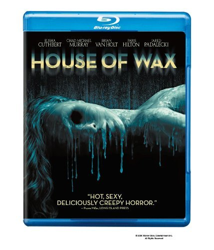 House Of Wax Hilton Abrahams Ri'chard Blu Ray Ws R