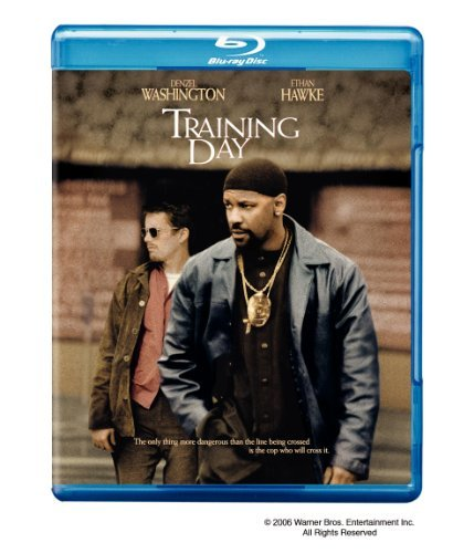 Training Day Washington Hawke Blu Ray R