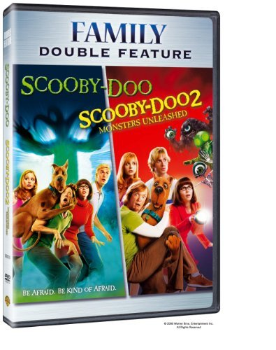 Scooby Doo The Movie Scooby Doo 2 Scooby Doo Double Feature DVD Nr