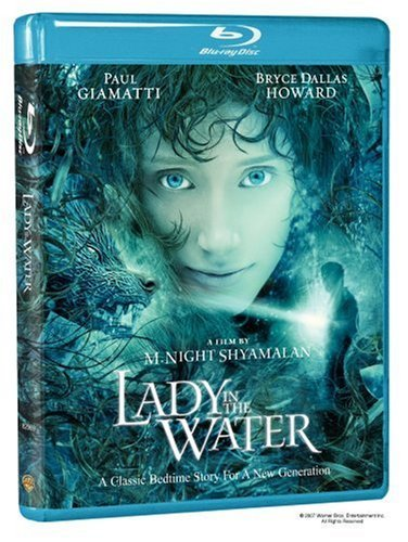 Lady In The Water Giamatti Howard Blu Ray Ws Pg13