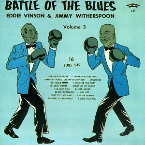 Vinson Witherspoon Vol. 3 Battle Of The Blues
