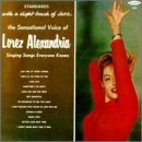 Lorez Alexandria/Singing Songs Everyone Knows