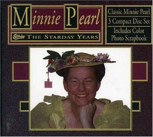 Minnie Pearl Starday Years Feat. Price Brasfield Sovine Tubb Cowboy Copas Foley