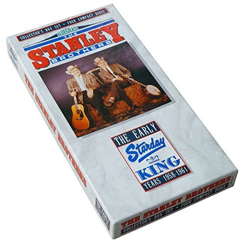 stanley-brothers-early-years-1958-61-4-cd