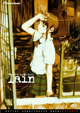 Lain Vol. 2 Knights Clr Nr