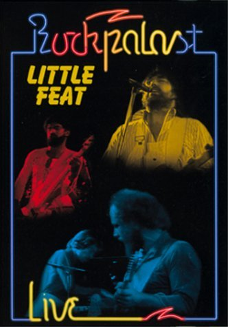 Little Feat Rockpalast Live Clr St Nr