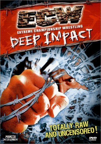 Ecw Deep Impact Clr Nr Uncensored