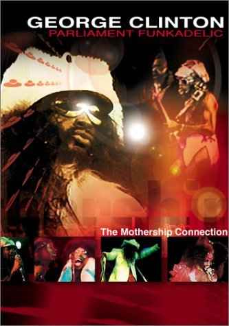 George Clinton & Parliament Funkadelic Mothership Connection Clr 5.1 Nr
