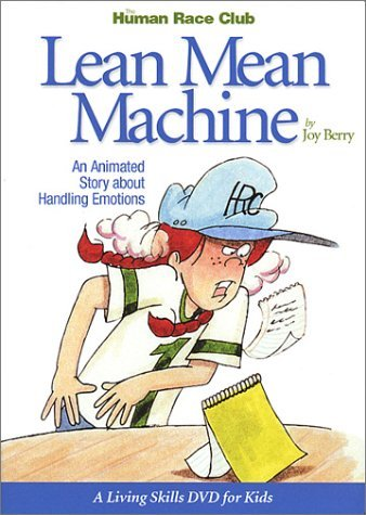 Joy Berry Lean Meam Machine DVD Mod This Item Is Made On Demand Could Take 2 3 Weeks For Delivery