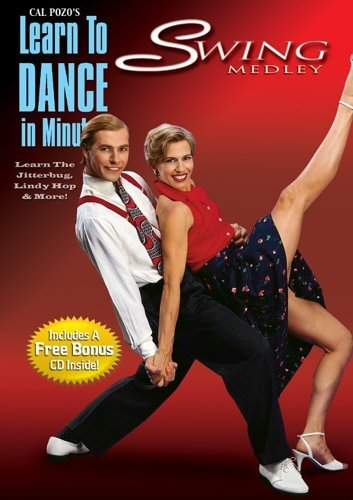 Learn To Dance In Minutes Swing Medley Clr Nr Incl. CD