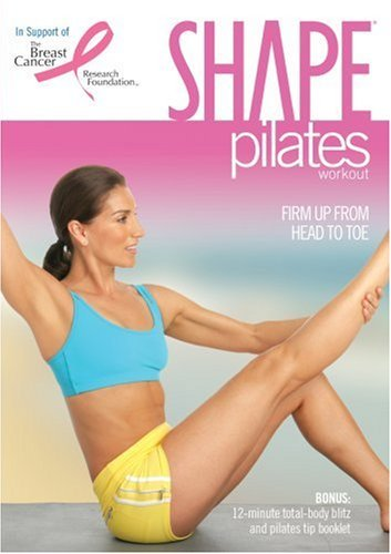 Shape Pilates Firm Up From Head To T Nr Incl. Booklet