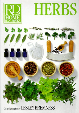Lesley Bremness Herbs (rd Home Handbooks)