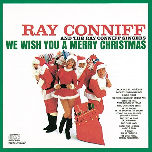 Ray Singers Conniff We Wish You A Merry Christmas