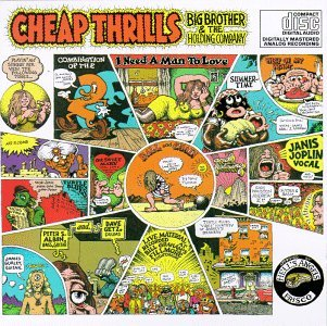Big Brother & Holding Company Cheap Thrills