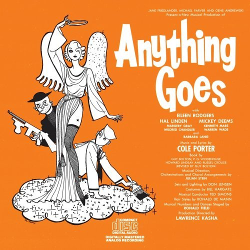 Anything Goes Original Cast