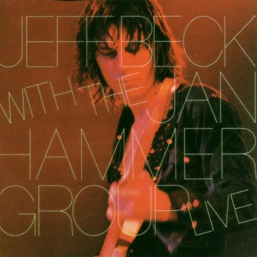 Jeff Beck/Live With Jan Hammer Group