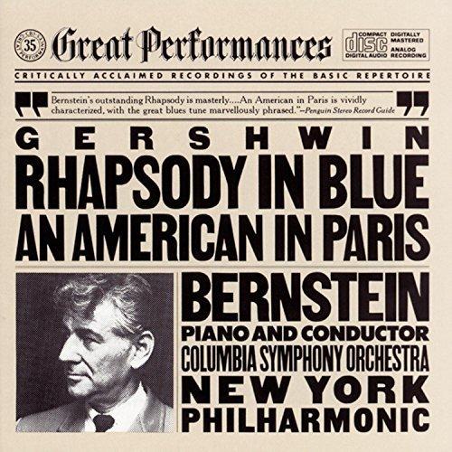 G. Gershwin/Rhaps Blue/Amer Paris@Bernstein*leonard (Pno)@Bernstein/Various