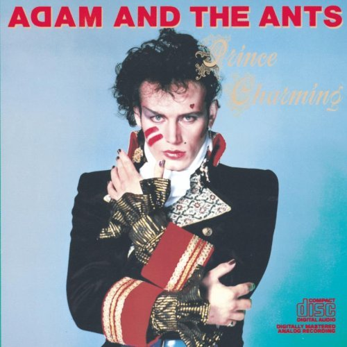 Adam Ant Prince Charming