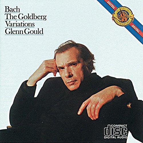 Johann Sebastian Bach/Goldberg Variations@Gould*glenn (Pno)