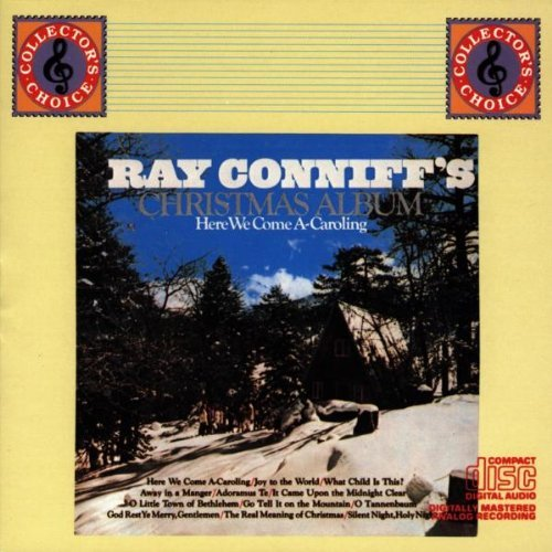 ray-conniff-christmas-album-here-we-come-a